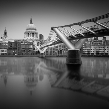St Paul's from the Southbank